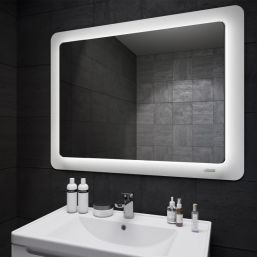Зеркало  ULTRA Cosmo White 98x83 LED (ZU0000141)